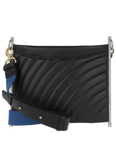 Umhängetasche Roy Bag Small Black schwarz