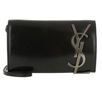 Smoking Clutch Black Umhängetasche