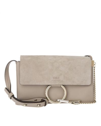 Vorbestellung Große Auswahl An Chloé Damen Faye Porte Epaule Motty Grey Tasche Freies Verschiffen Wahl Mode-Stil Zu Verkaufen 25Y5mA5p57