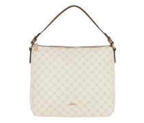 Athina Cortina Hobo Bag Off White