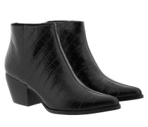Boots Pilar 60 Ankle Boot Black Cocco Optic