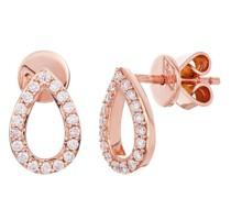 Ohrringe 0,18ct Diamond Stud Earring