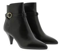 Boots & Stiefeletten Triangle Heel Jodhpur Ankle Calfskin
