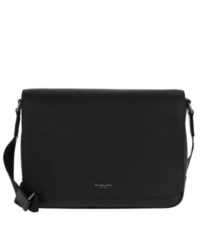 Michael Kors Damen Bryant LG EW Messenger Black Tasche Frei Versendende Qualität Niedriger Preis Modisch 0NHl6vlD6