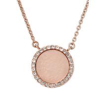 Blush Necklace Rose Gold-Tone Schmuck