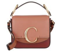 Umhängetasche C Mini Shoulder Bag Leather Brown