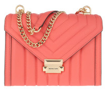 Umhängetasche Whitney LG Shoulder Bag Pink Grapefruit