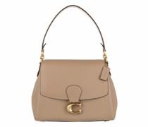 Satchel Bag Soft Pebble Leather May Shoulder