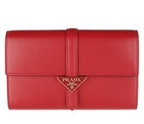 Clutch Pouch Wallet Leather Fuoco