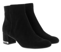 Sabrina Mid Bootie Black Schuhe