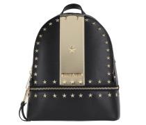 MD Backpack Black/Gold Rucksack