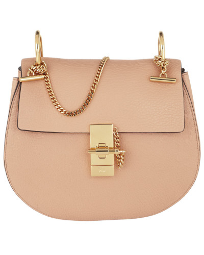Umhängetasche Drew Crossbody Bag Small Bisquit Pink beige