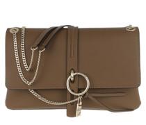 Umhängetasche Medium Shoulder Bag Brown