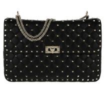 Rockstud Spike L Umhängetasche Bag Black