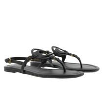Sandalen Jeri Leather Sandal Black