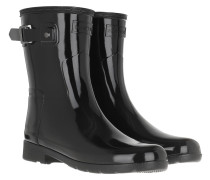 Boots Original Refined Short Gloss Black
