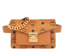 Gürteltasche Patricia Visetos Belt Bag Mini Cognac