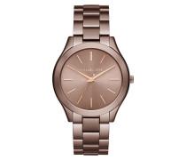 Armbanduhr - Ladies Slim Runway Watch Sable-Tone