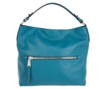 Tasche - Adria Hobo Bag Front Zipper Jeans