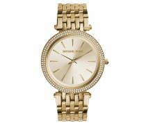 Armbanduhr - Darci Gold-Tone Watch