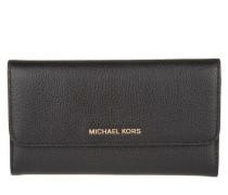 Mercer LG Trifold Wallet Black Portemonnaie