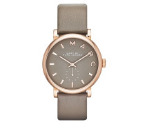 Armbanduhr - Baker Strap Watch Grey