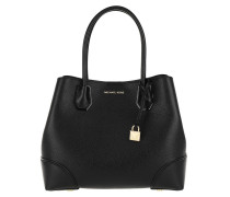 Tote Mercer Gallery Medium Center Zip Bag Black