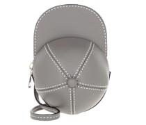 Umhängetasche Nano Cap Crossbody Bag Anthracite