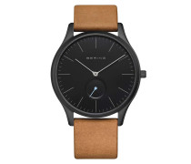Uhr Watch Classic Men Brown