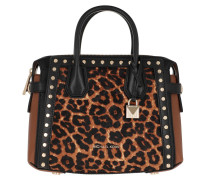 Tote Mercer Belted Small Satchel Butterscotch
