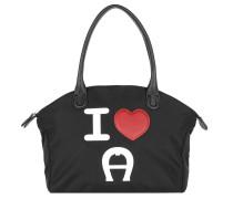 Piccolina Handbag Black Umhängetasche