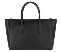 Tote Large Sloan Satchel Bag Black