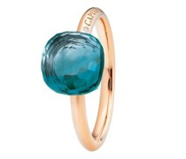 Ring Happy Holi Topas London Blue Cabochon