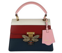 Queen Margaret Small Top Handle Bag Multicolor Tote rot