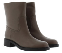 Boots & Booties - Maud Leather Ankle Boot Taupe