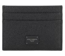 Portemonnaie Card Case Black