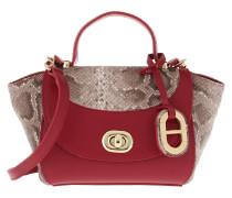 Umhängetasche Dee Rimini Handle Bag Grey Red