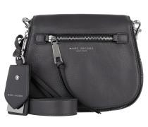 Recruit Small Saddle Shoulder Bag Shadow