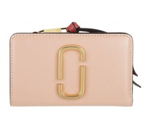 Portemonnaie The Snapshot Compact Wallet New Rose