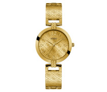 Uhr Women Quartz Watch G Luxe Gold