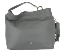 Saida Bag L Concrete Grey Hobo