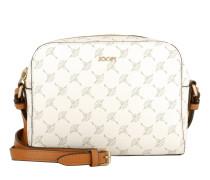 Cloe Shoulder Bag Small Cortina Off White Umhängetasche weiß
