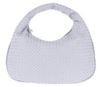 Hobo Intrecciato Nappa Bag Oyster