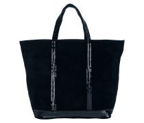Cabas Moyen Shopping Bag Denim Tote