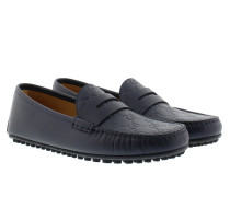 Men's Signature Calf Loafer Blue Schuhe