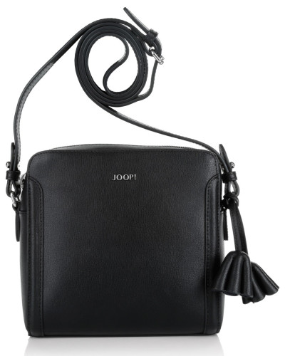 joop damen joop tasche keta shoulder bag small black in schwarz umh ngetasche f r damen. Black Bedroom Furniture Sets. Home Design Ideas