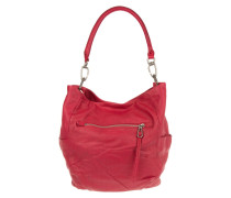 Tasche - Jeany Vintage Tote Cherry Blossom Red