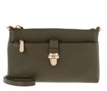 Mercer MD Snap Pocket Umhängetasche Bag Olive
