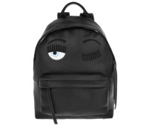 Flirting Backpack Eco Black Rucksack