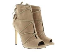 Boots & Booties - Ayana Bootie Suede Beige